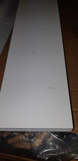 HEMNES ХЕМНЭС Туалетный столик с зркл, белый100x50 см