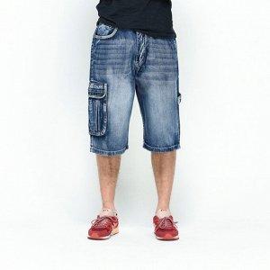 Бриджи джинсовые мужские Play Bigg .