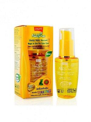 """Сыворотка для волос MAGIC IN ONE """"Защита цвета"""" LOLANE NATURA DAILY 50 мл"""