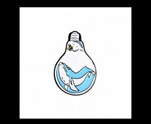"""Пин """"Море в лампе"""""""