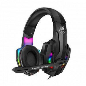 Игровые наушники Gaming Headset RGB Light KR M9000