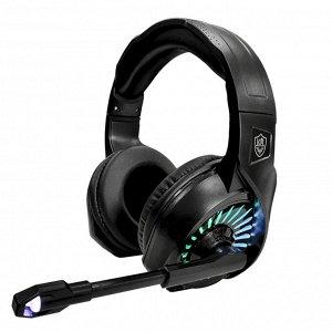 Игровые наушники Gaming Headset RGB Light KR 3000