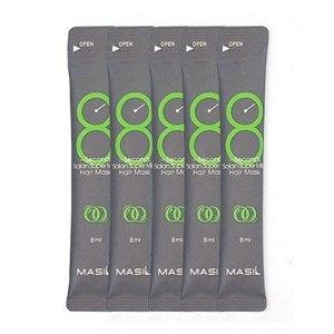 Маска для волос гипоаллергенная Masil 8 Seconds Salon Super Mild Hair Mask, 8мл
