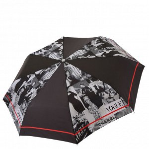 Зонт облегченный, 350гр, автомат, 102см, Fabretti L-20114-1