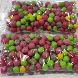 Драже жевательная конфета в разноцветной сахарной глазури (упаковка 0,5 кг)