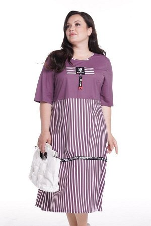 Платье-5485