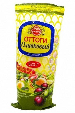 Майонез Оттоги Золотой оливковый 42% 520 г