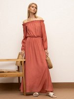 Приталенное платье PL1154/berina