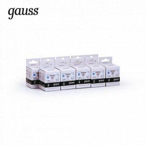 Лампа Гаусс Elementary MR16 5.5W 450lm 4100К GU5.3 LED 1/10/100