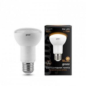 Лампа Гаусс LED Reflector R63 E27 9W 2700K
