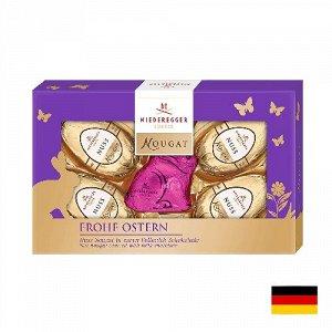 Niederegger Nougat Hase und Eier 85g - Набор с немецкой нугой
