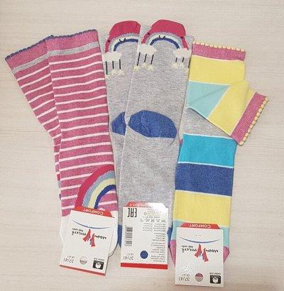 Цветные бюстьеры, удобные топы, корекц. белье, боксеры, носки — Носочки женские. Спортивные, махровые, комплекты
