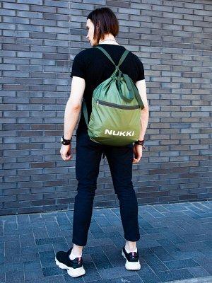 Сумка-рюкзак №63 Хаки