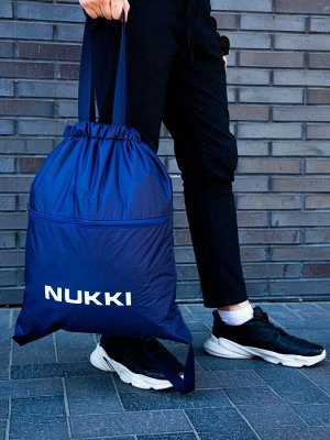 Сумка-рюкзак №63 Синий
