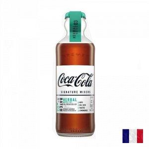 Coca-Cola Signature Mixers Herbal Notes 200ml - Французская Кола со вкусом лемонграсса и лайма