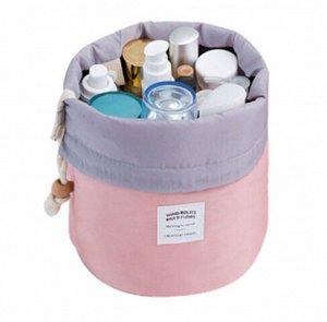 Дорожная косметичка Travel Dresser Розовая