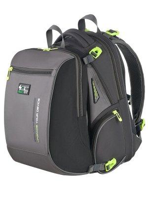2315 Комплект школьный рюкзак + мешок для сменной обуви STERNBAUER/ 42х28х18см