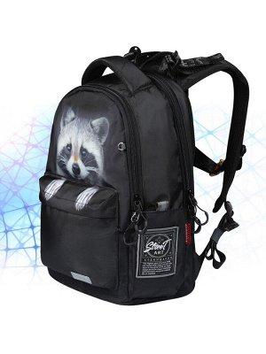 20912007 Ортопедический рюкзак / 39х27х18 см /Sternbauer