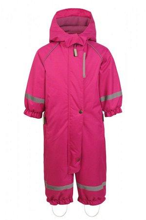 Осенний комбинезон для девочки (осень-зима), LOLLO 383 Розовый