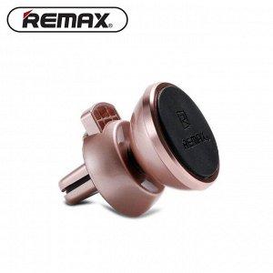 Автомобильный держатель Remax Car Vent Magnetic