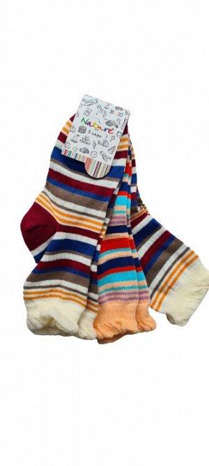 Носки детские (Набор 3 пары)