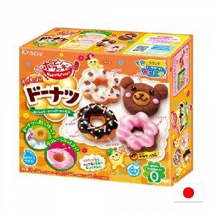 Kracie Popin Cookin japan Donuts 90g - Японские поделки. Пончики