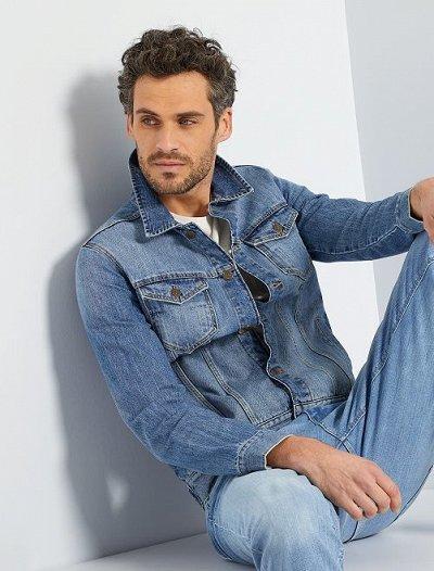 Одежда из Франции для всей семьи — Мужчины. Верхняя одежда