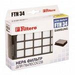 Filtero FTH 34 SAM HEPA фильтр для пылесосов Samsung  Найти похожие по фото Filtero FTH 34 SAM HEPA фильтр для пылесосов Samsung