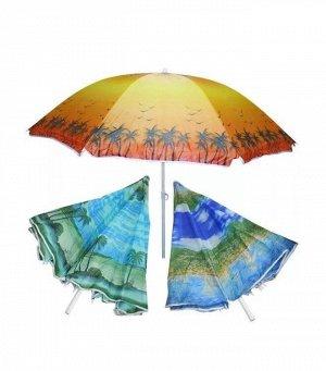 Зонт пляжный, 1,6 м