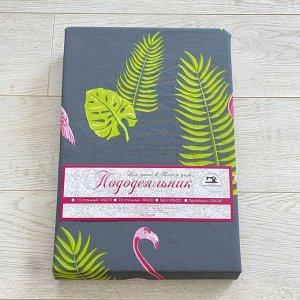 Пододеяльник 1,5 спальный Фламинго расцветка А