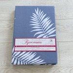 Простыня Резинка 180 Тропики расцветка В