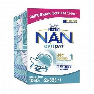 NAN1OptiprCухMолCмесОГМ 1050гр (2x525г)