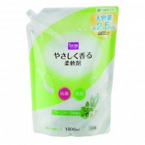 Кондиционер для белья DCm Green Herb (1400 мл)