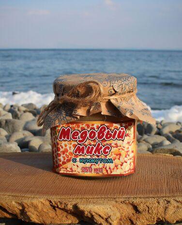 """Сухофрукты. Орешки в скорлупе. Макадамия 🌰 — Десертная паста """" Медовый Микс """""""