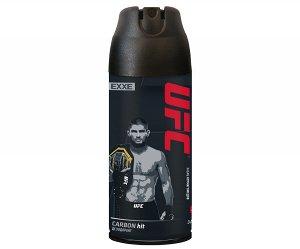 UFC x EXXE дезодорант защита 48ч Carbon hit 150 мл LE спрей (Хабиб Нурмагомедов)