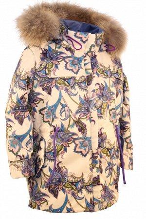 Куртка зимняя подростковая Парка Мембрана