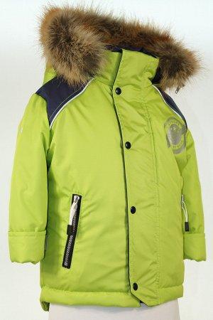 Куртка зимняя подростковая Сильвер