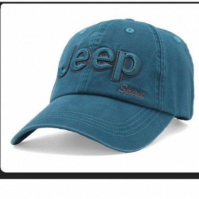 Мужская одежда и аксессуары на все сезоны от магазина Jeep — Кепки