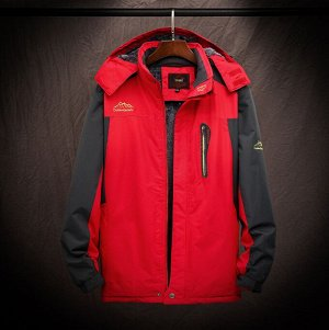 Куртка зимняя Outdoor. Большие размеры.
