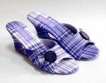 Обувь женская домашняя «Танкетка»