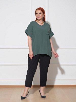 Блуза 0113-2 зеленый