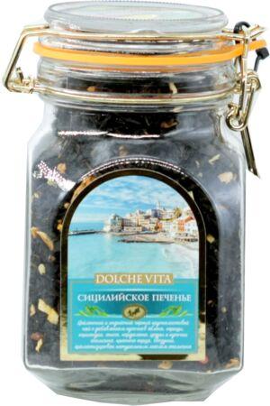 Dolche Vita. Сицилийское печенье 170 гр. стекл.банка