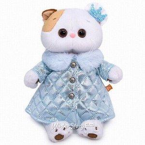 Мягкая игрушка Кошечка Лили в стеганом пальто 24 см (Budi Basa)