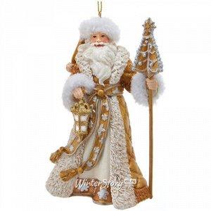 Елочная игрушка Санта-Клаус из Мюнхена 13 см, подвеска (Kurts Adler)