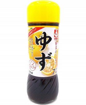 Соус IKARI Цитрусовый с японским юдзу (для салатов и рыбы) без масла (200g)