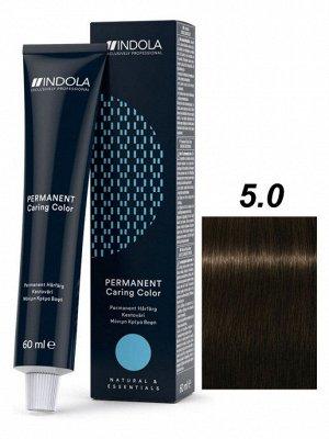 ИНДОЛА 'NATURAL&ESSENTIALS' 5.0 Светлый коричневый натуральный 60 мл