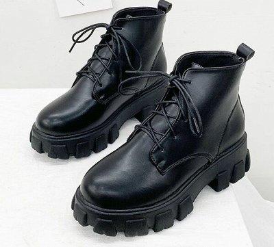 ШОК-цена🤩 Осение ботинки по супер цене в 1560р — Шок-цена на Осенние ботинки