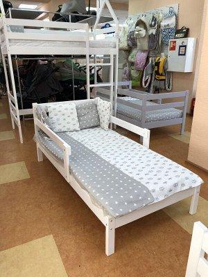 Кровать Софа мини 180*90 белая