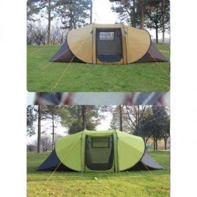 Готовимся к Морю и Школе — Палатки туристические, мешки спальные