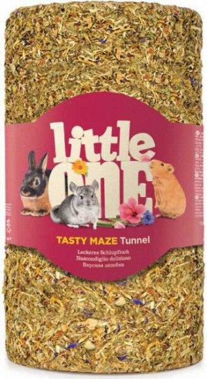 Little One Лакомство для грызунов Туннель большой диаметр 13см 410гр